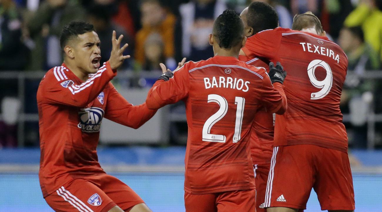 FC Dallas, Portland Timbers, MLS playoffs