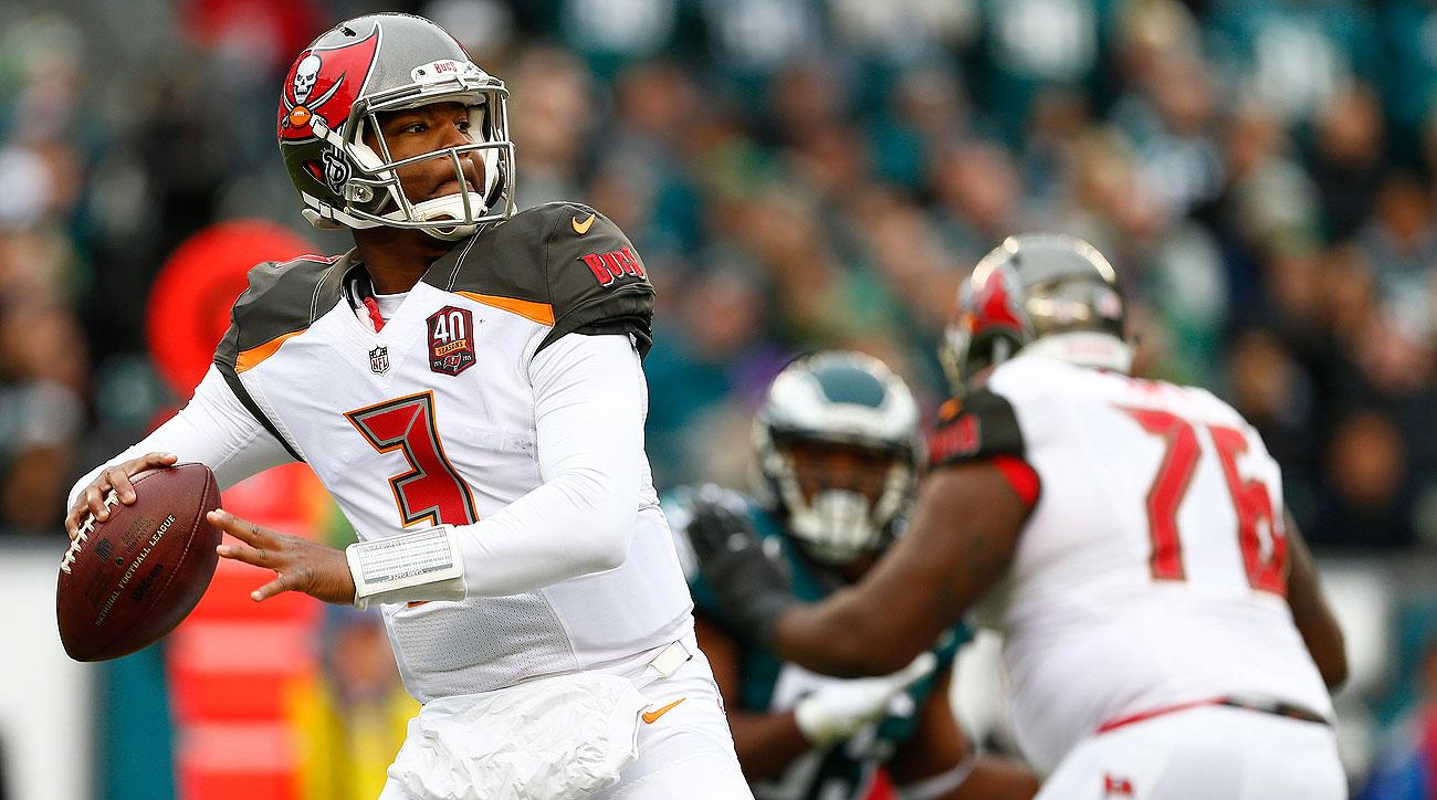 Jameis Winston has 12 total touchdowns and just two interceptions over the past six games.