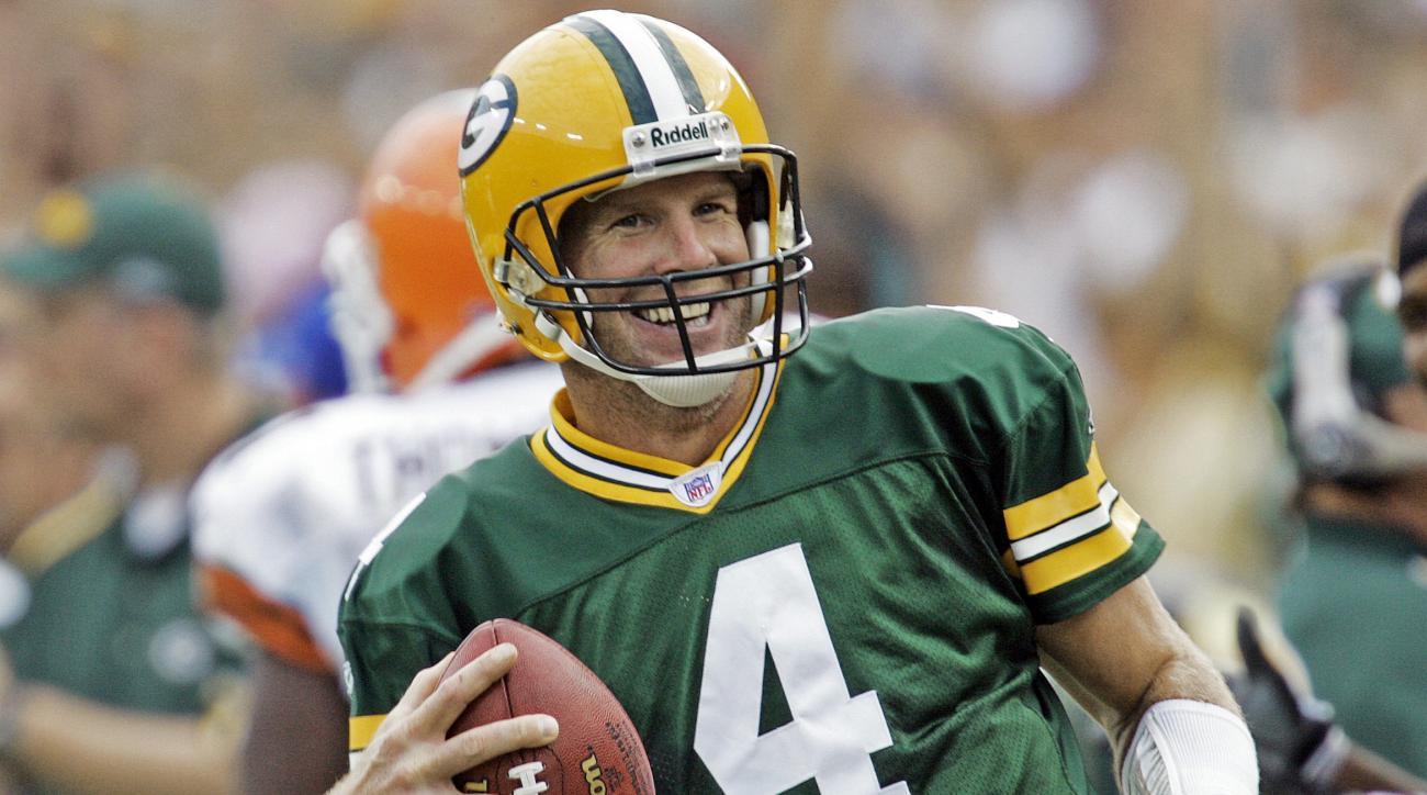 info for 9d3d3 2214c Green Bay Packers: Team retires former QB Brett Favre's No ...