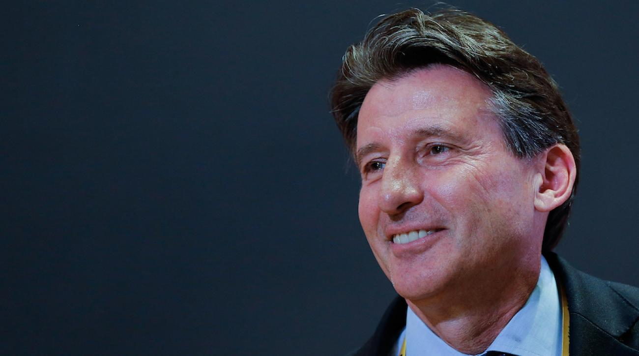 seb coe nike sponsorship contract conflict of interest
