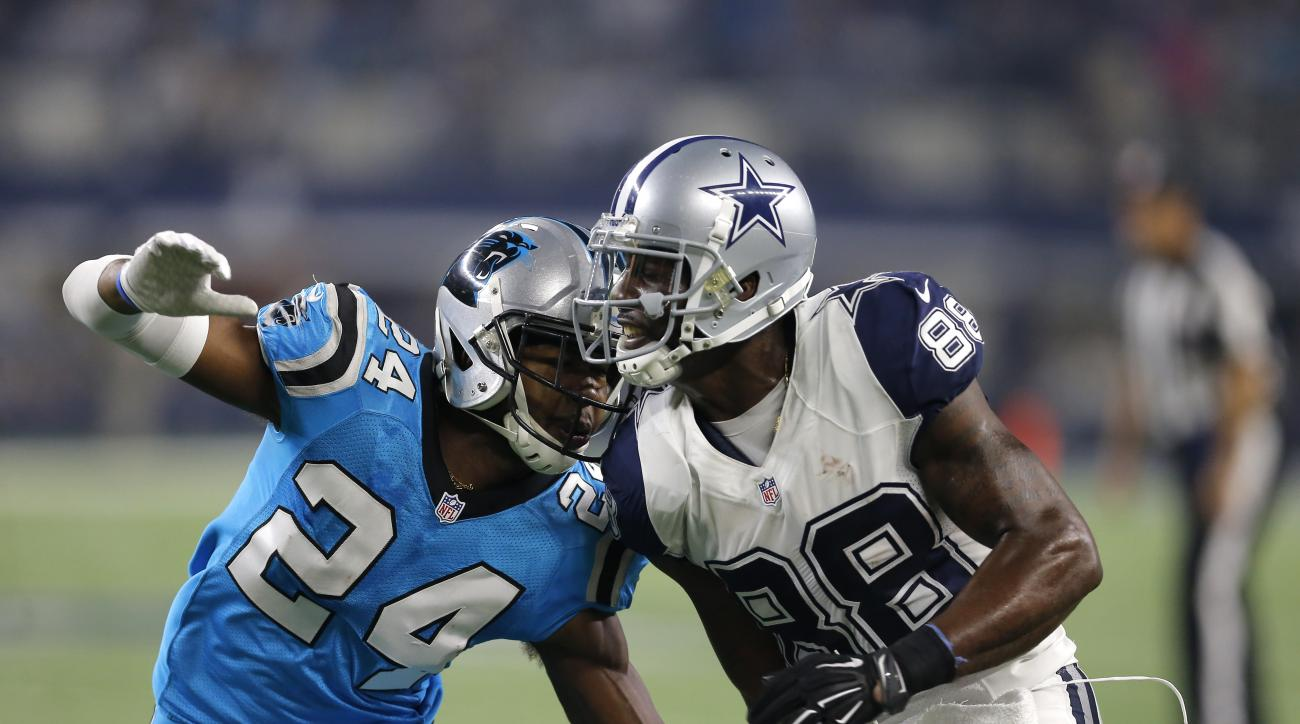 Josh Norman says Dez Bryant disrespected him before Thursday's game