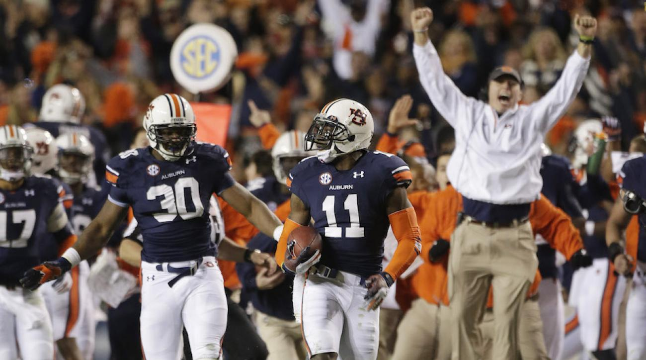 iron bowl auburn alabama kick six