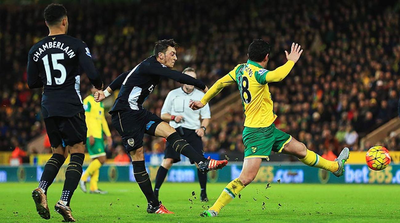 Arsenal Norwich