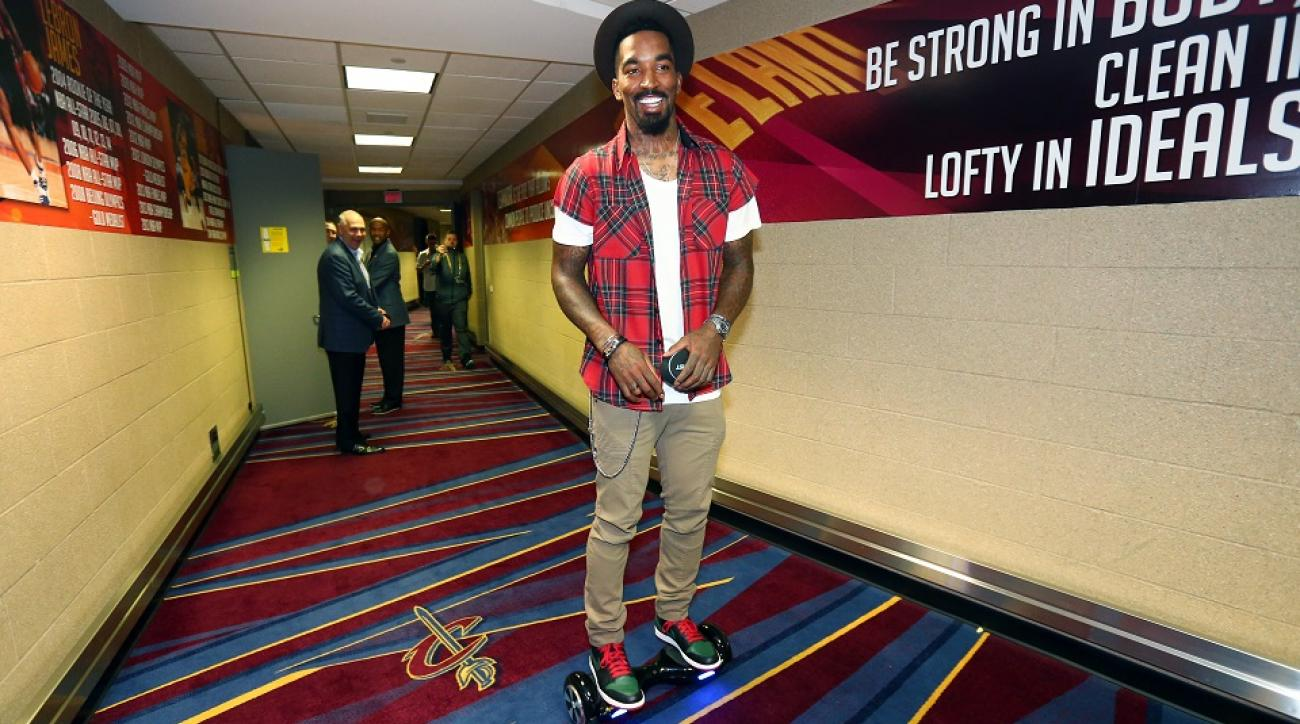 cavaliers ban hoverboards jr smith