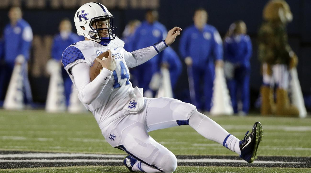 kentucky wildcats patrick towles transfer 2016 season
