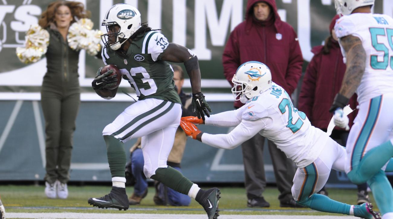 new york jets chris ivory touchdown video