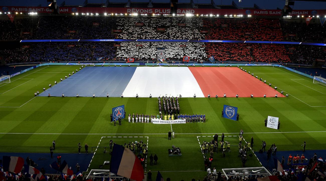 je suis paris video tribute sports stars david beckham