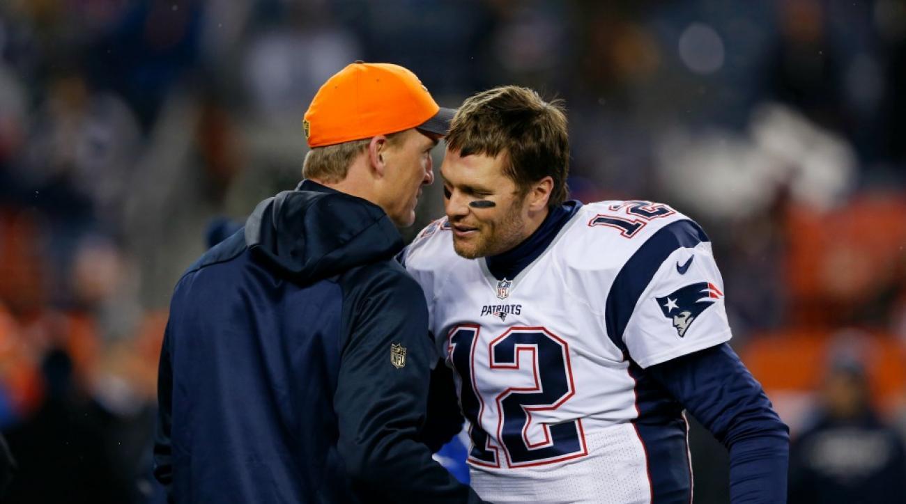 Broncos fixed Tom Brady's Facebook photo for him