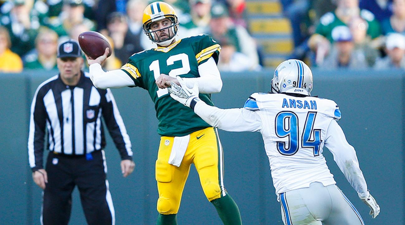 NFL Week 13 Odds: Packers favored against Lions in Detroit.