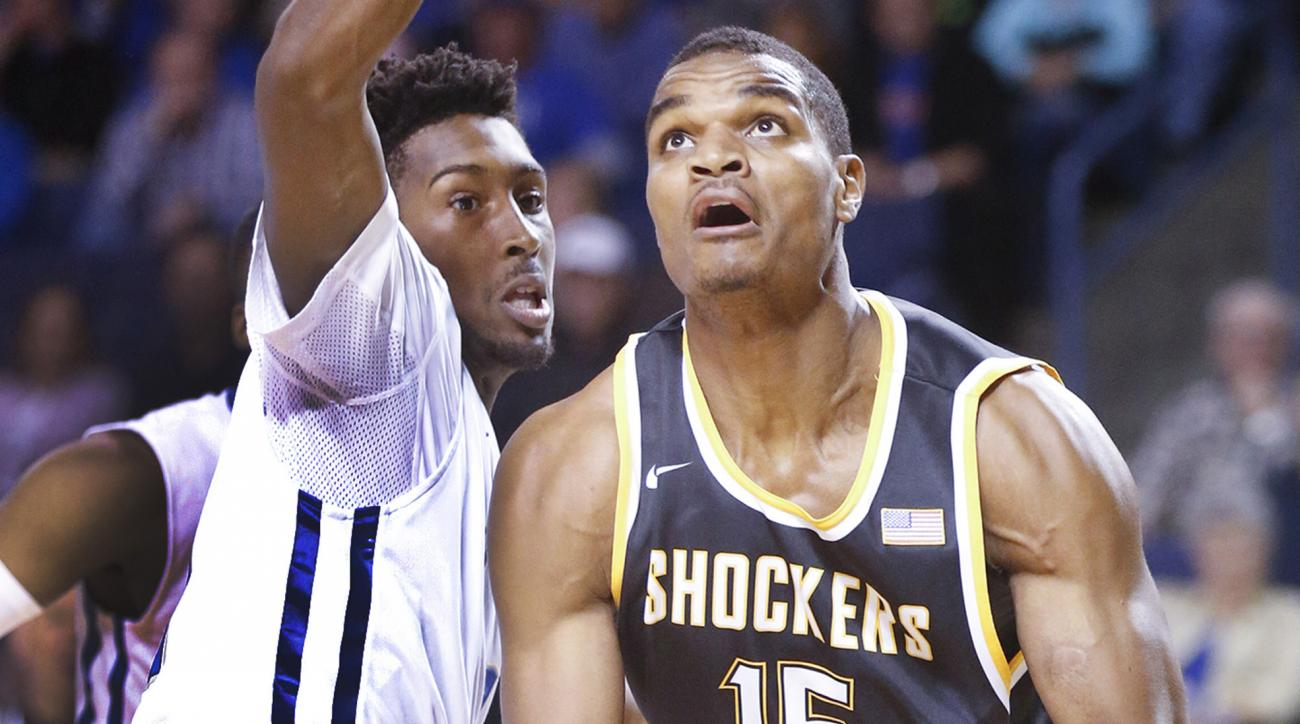 Wichita State's Antony Grady recovering, will return home with team