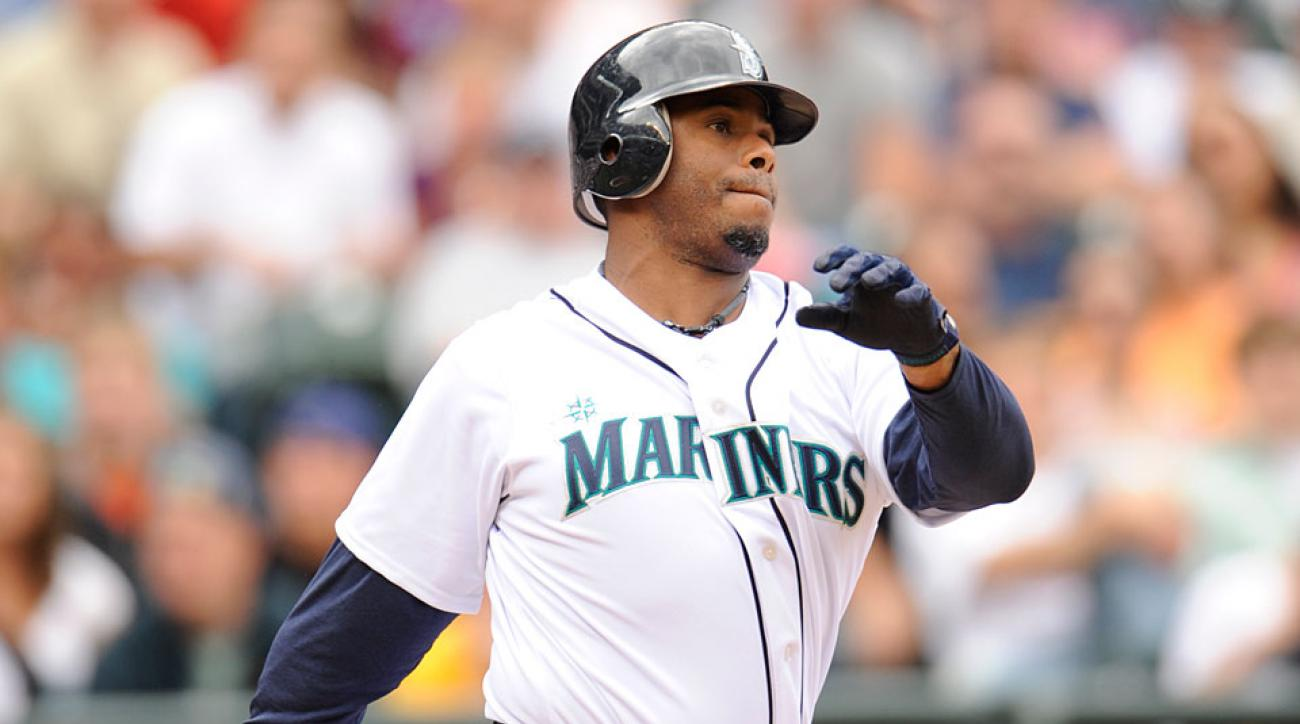 Ken Griffey Jr. Seattle Mariners