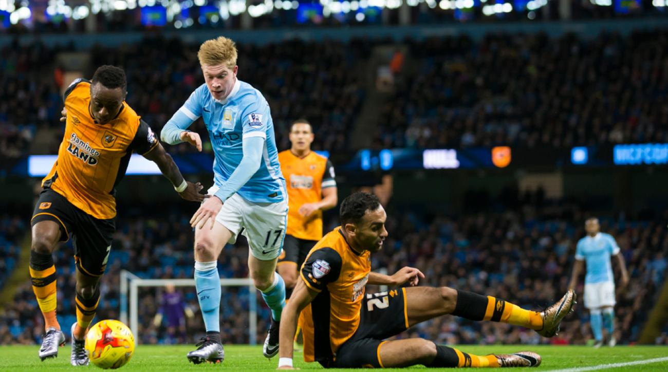 Manchester City, Hull City, League Cup