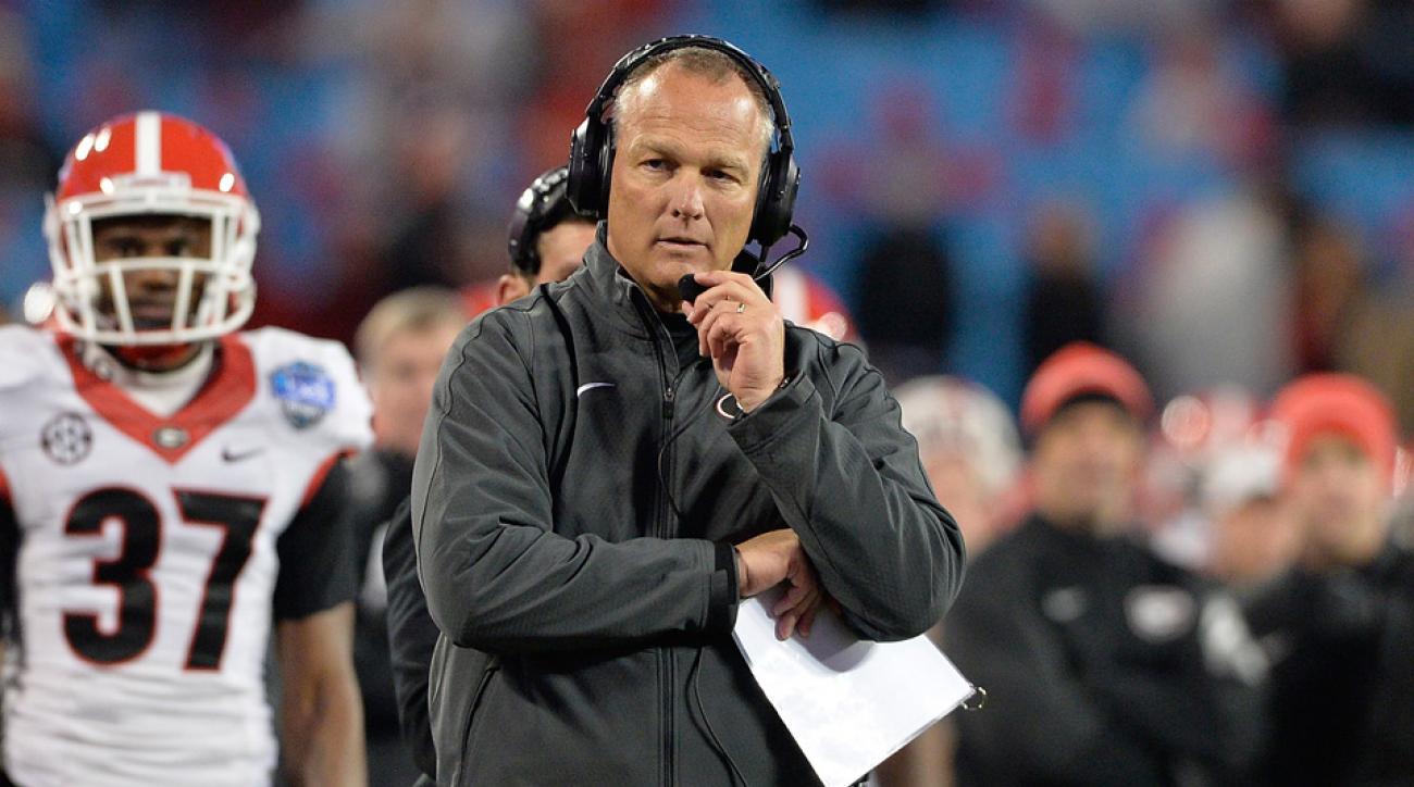 mark richt college football coaching rumors