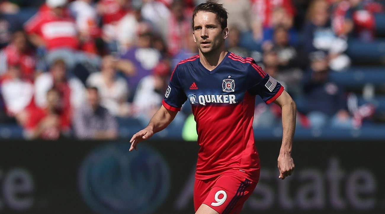 Mike Magee, Chicago Fire