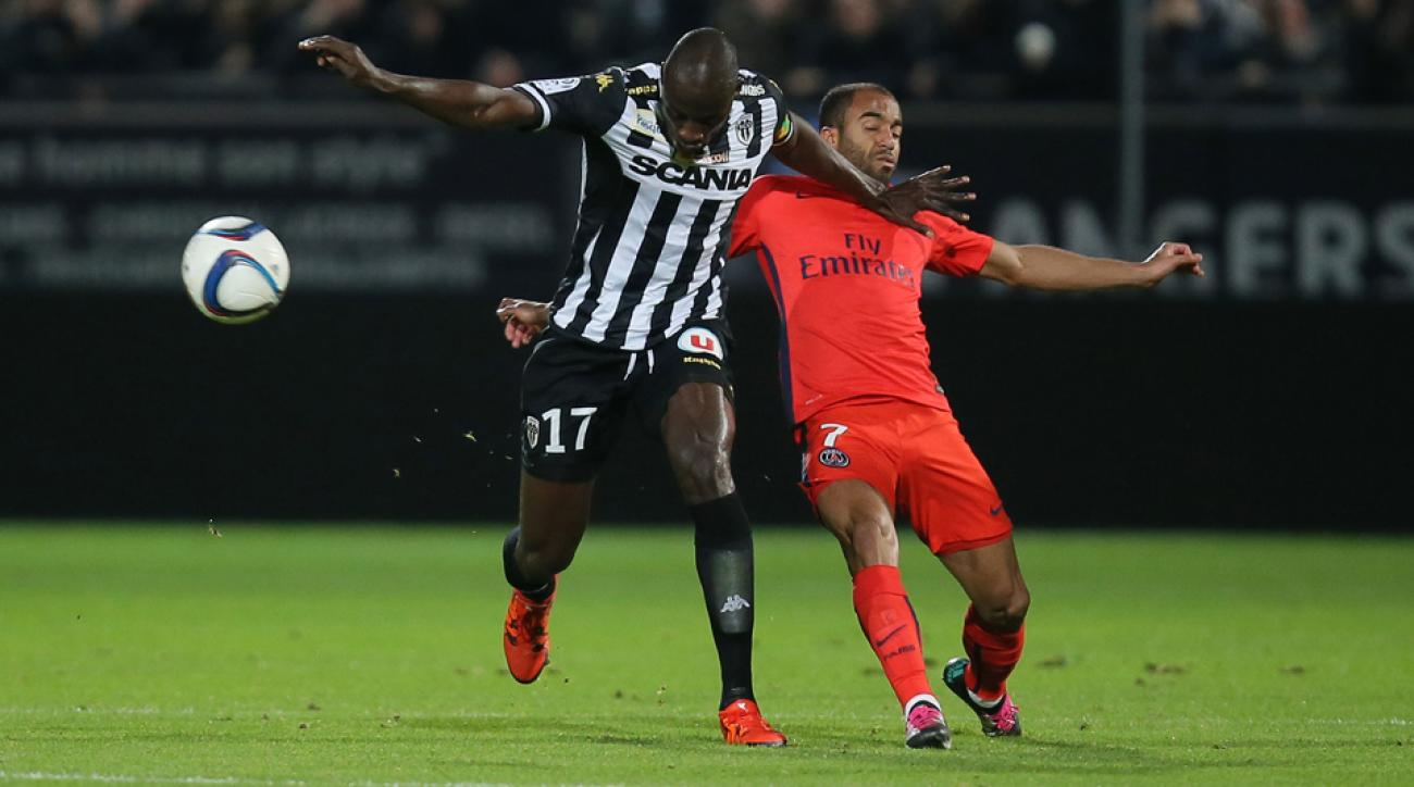 PSG, Angers, Ligue 1