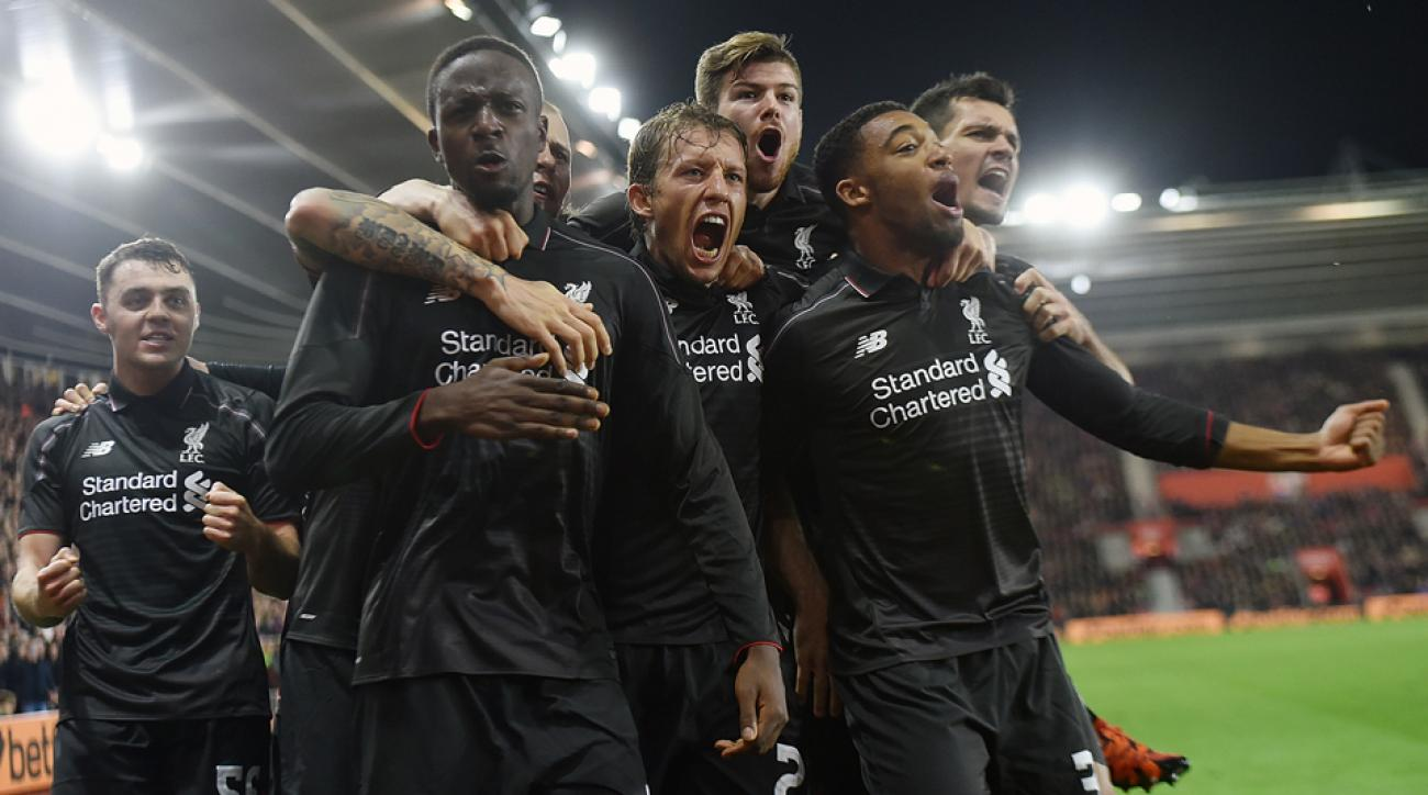 Liverpool, Southampton, League Cup