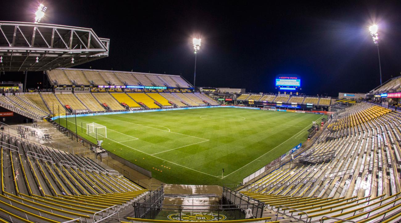 Mapfre Stadium, Columbus Crew