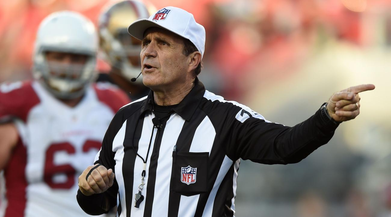 nfl referee bad calls mistakes not increased