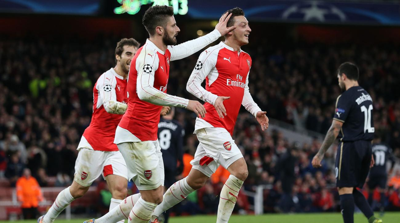 arsenal olympiacos watch online live stream champions league