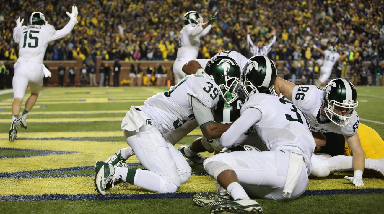 college football 2015 season playoff rankings moments