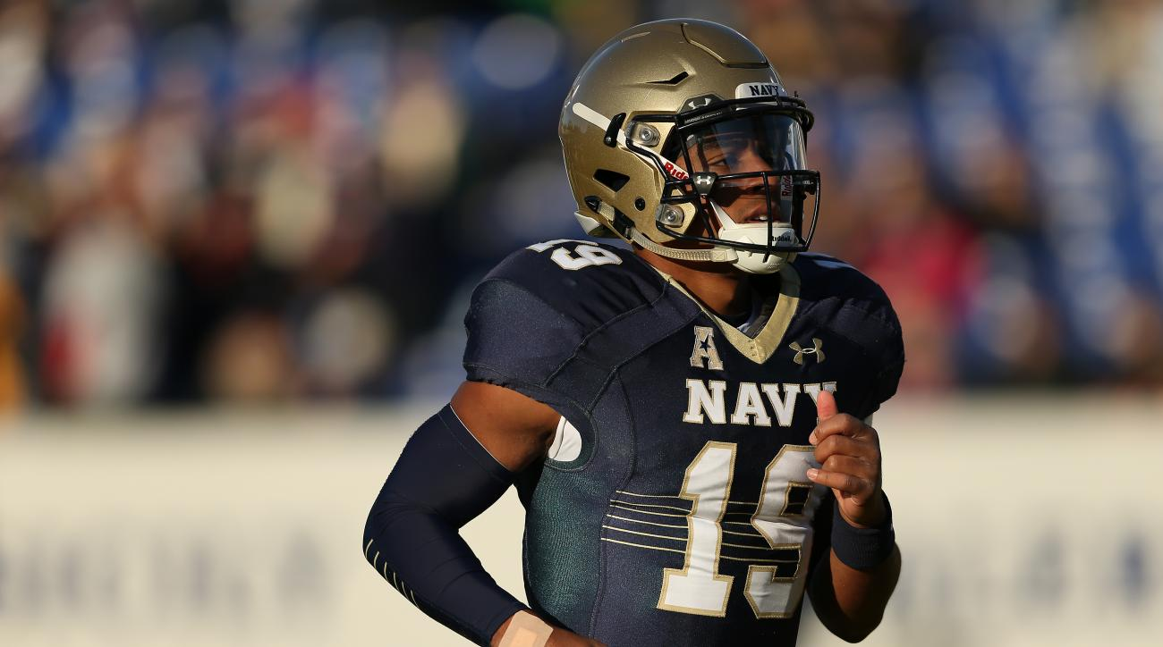 Navy would fly Keenan Reynolds to Heisman ceremony