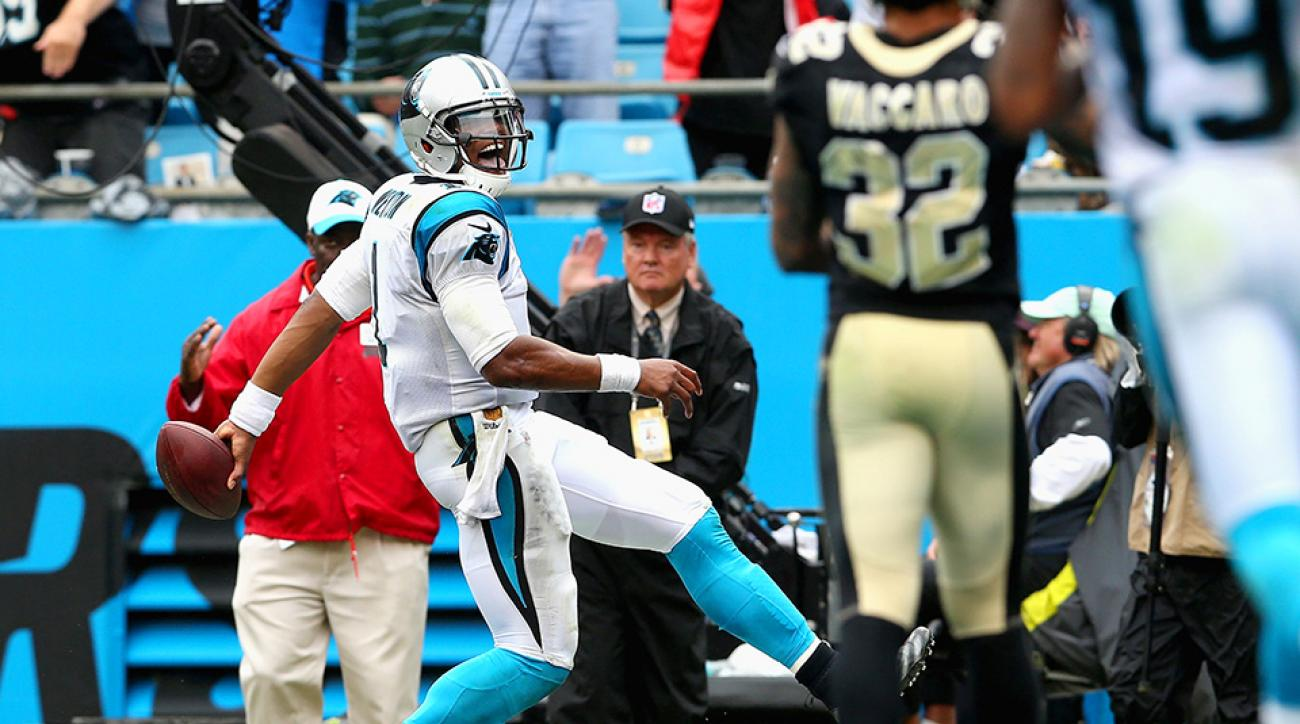 NFL Odds Week 13: Unbeaten Panthers favored over Saints
