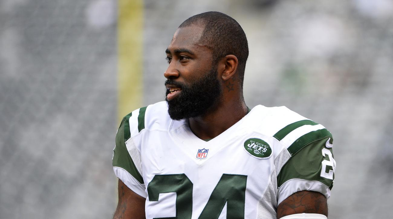 darrelle revis new york jets injury update giants concussion out