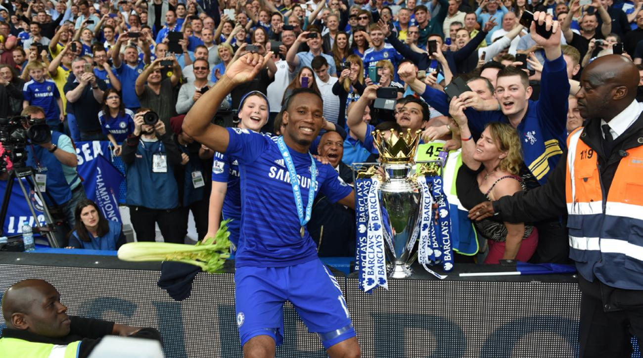 Didier Drogba, Chelsea, Montreal Impact