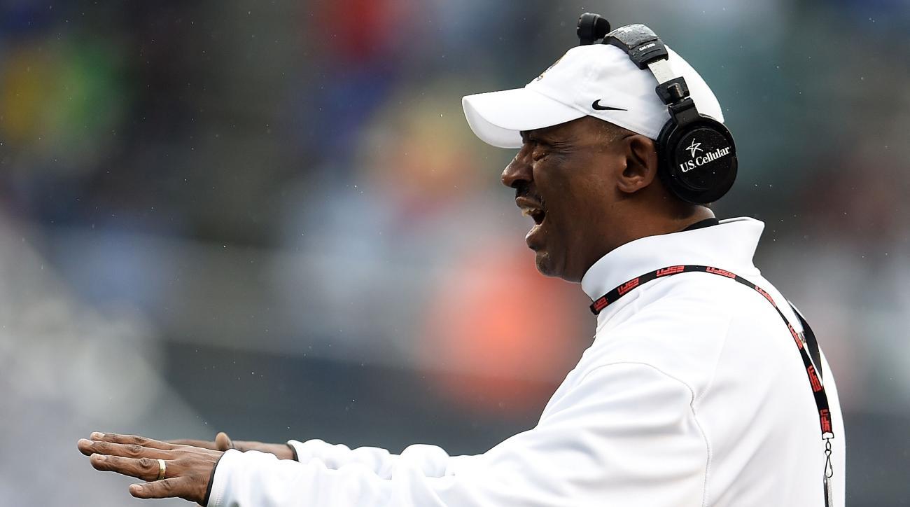 ECU fires head coach Ruffin McNeill