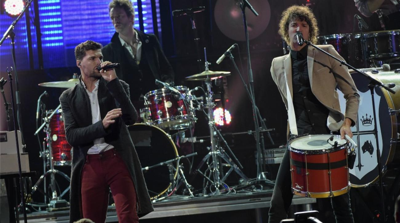 For King and Country talks about their start in the music business, and their love of college football