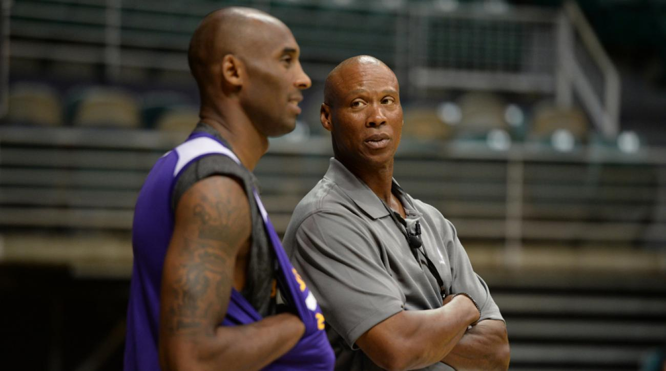 kobe bryant retirement byron scott lakers farewell tour