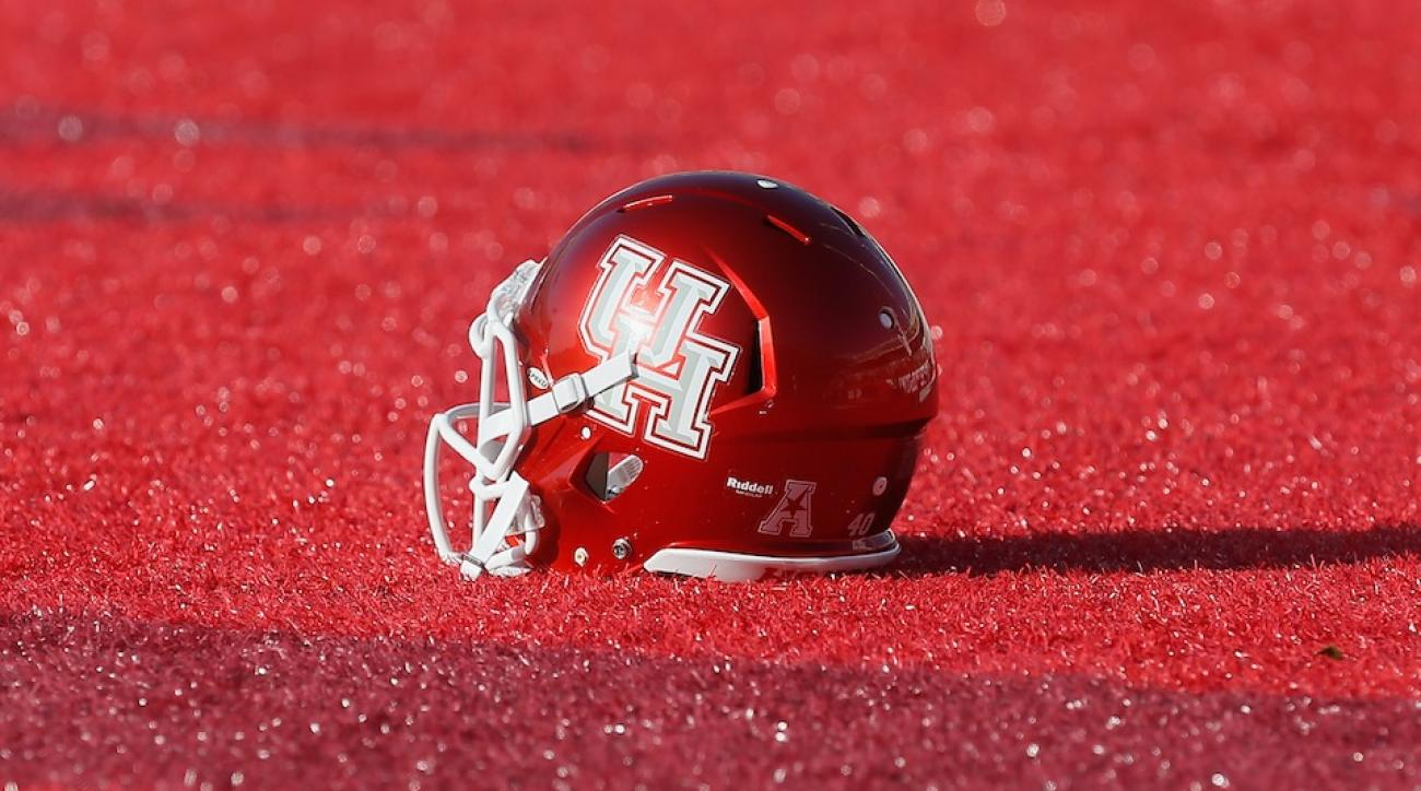 houston cougars security guard assault video