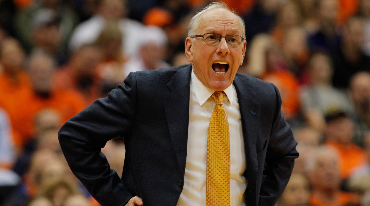 syracuse basketball loss first game without jim boeheim vs georgetown