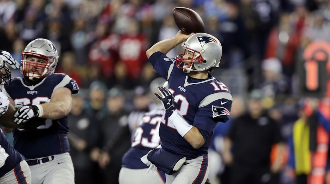 tom brady passes dan marino touchdowns