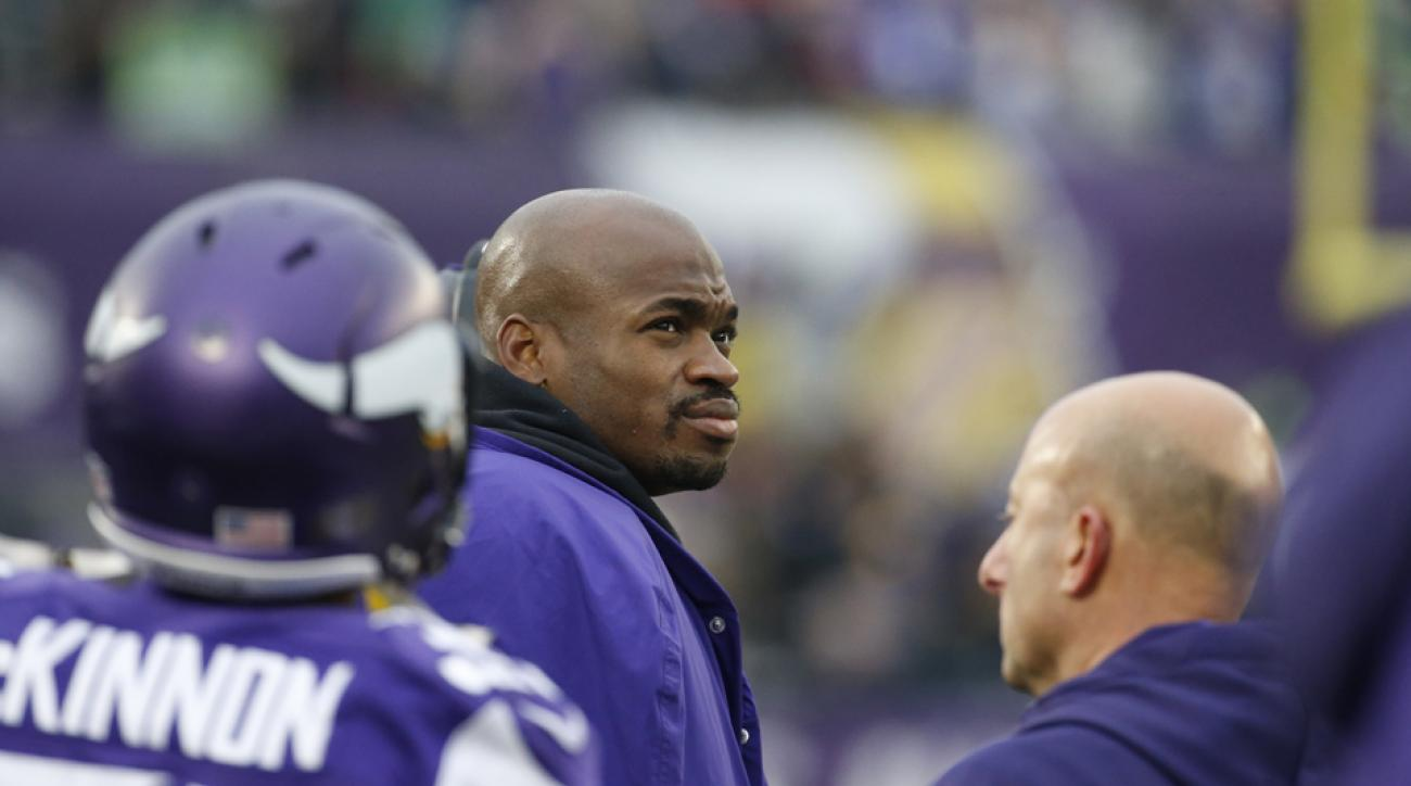 adrian peterson vikings outcoached seahawks