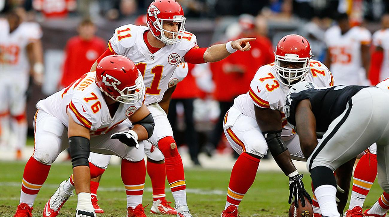 Alex Smith tape shows Chiefs' playoff hopes rest on QB