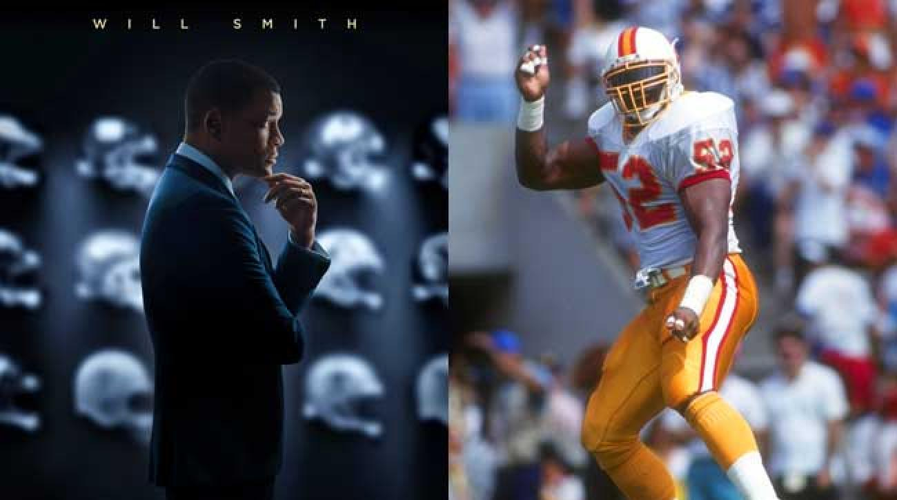 "Keith McCants, the fourth pick of the 1990 NFL draft, screened Will Smith's movie ""Concussion"" and told The MMQB: ""If we knew that we were killing people, I would have never put on the jersey."""
