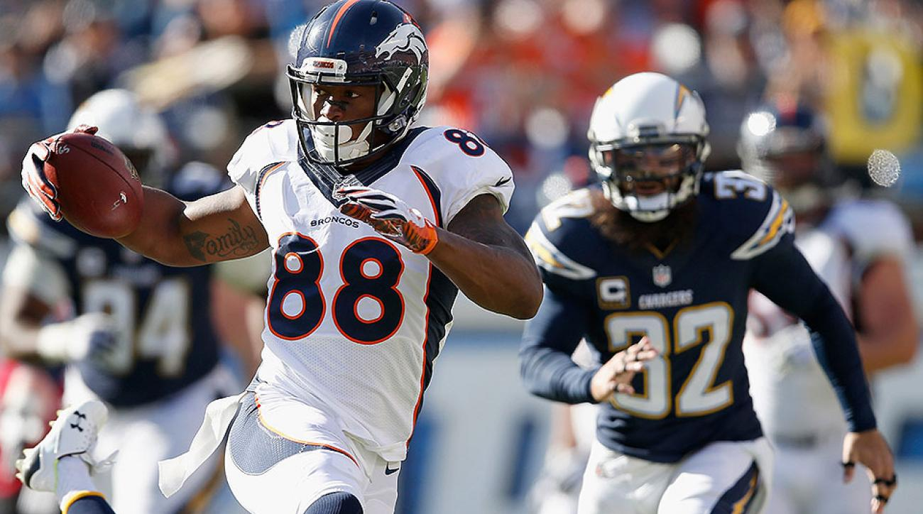 Fantasy football 2015 All-Bust Team: Peyton Manning, Eddie Lacy, Demaryius Thomas, Jordan Cameron