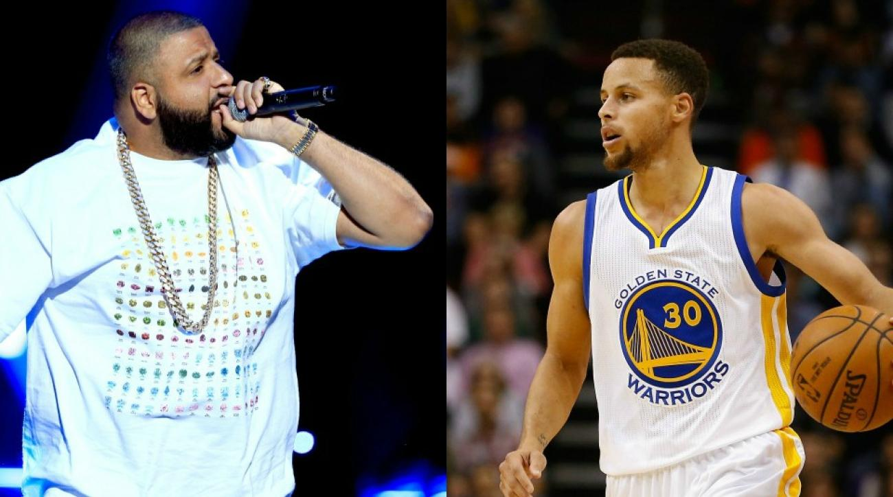 stephen curry dj khaled salt water warriors