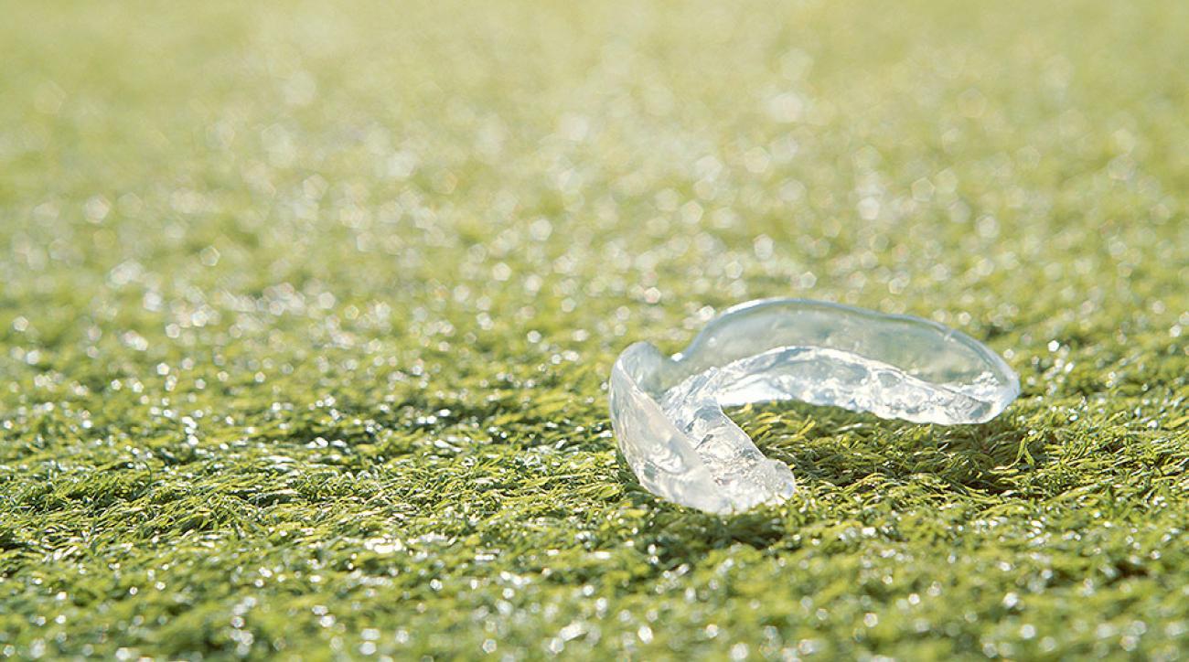 Super Bowl 100: Mouthguards of tomorrow