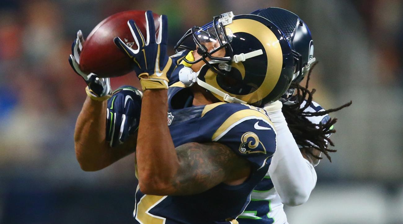stedman bailey rams gunshot injury update career outlook