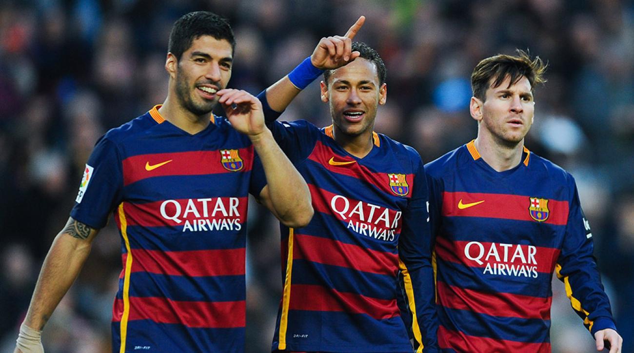 barcelona live stream champions league watch online messi suarez neymar