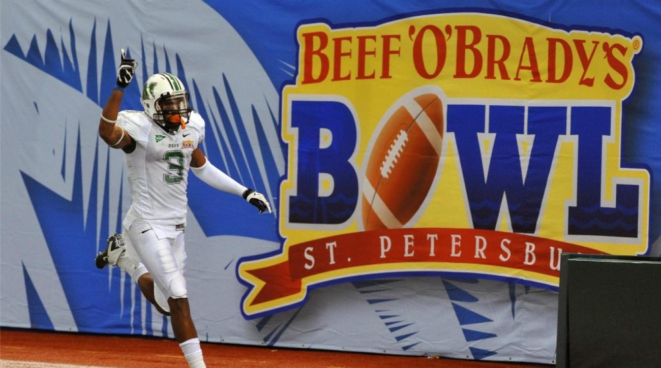 Extra Mustard's College Football Bowl Quiz