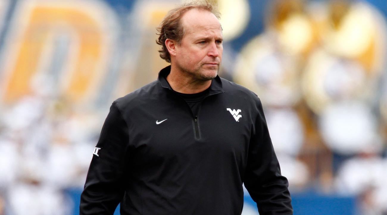 dana holgorsen west virginia returning coach