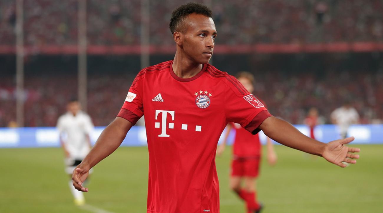 Julian Green, Bayern Munich