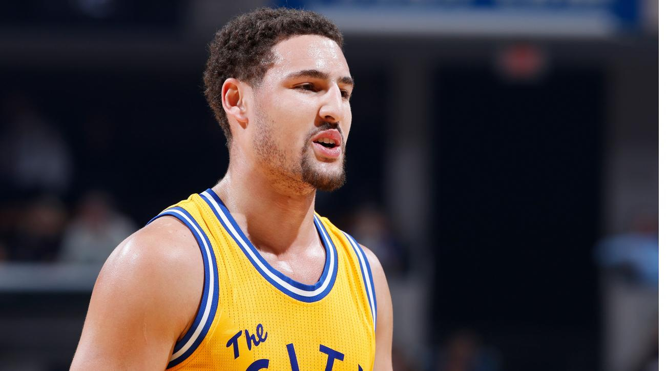klay thompson injury golden state warriors update
