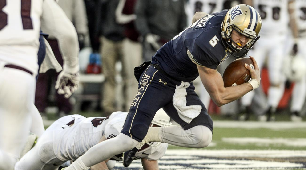 Montana State QB could transfer to FBS school