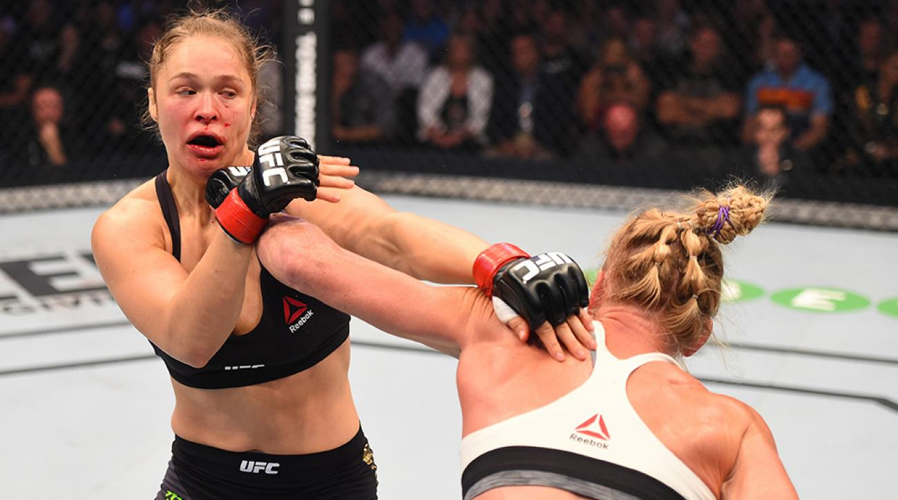 ronda rousey marine corps ball promise date