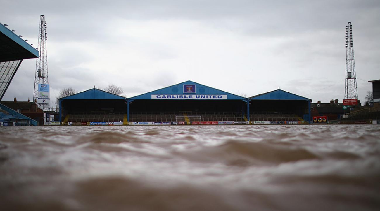 storm desmond england carlisle united fc fish goal