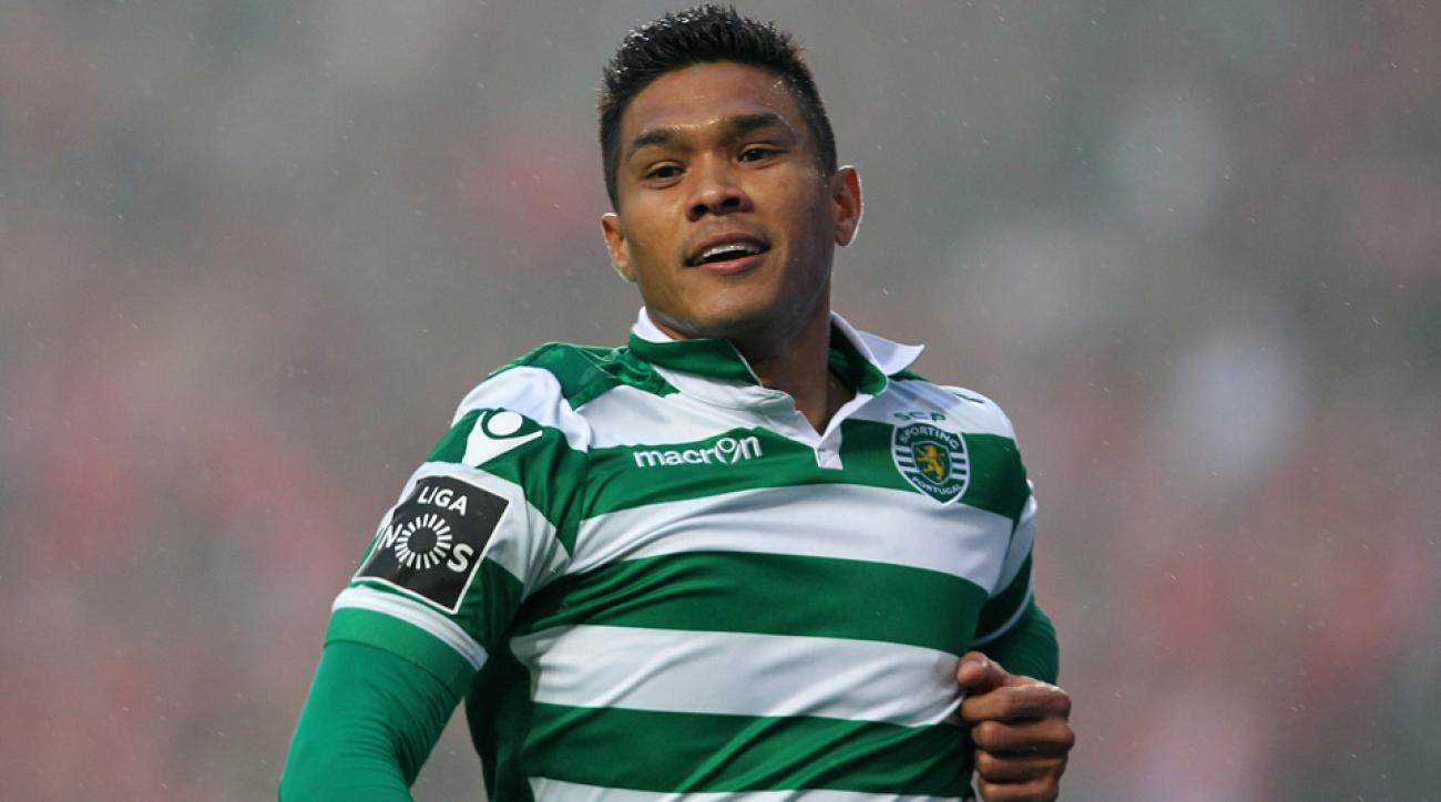 Teofilo Gutierrez, Sporting Lisbon